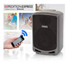 SAMSON XP360B Expedition Express - Portable PA with Bluetooth
