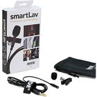 RODE SMARTLAV+ LAVALIER/LAPEL MICROPHONE FOR iPHONE, iPAD, Smartphone or Tablet