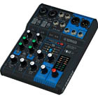 Yamaha MG06x 6-Channel Mixer with FX