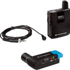 Sennheiser AVX-ME2 Portable Lavalier Wireless Radio Mic Kit