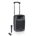 LD Systems Roadbuddy 10 Portable PA system with wireless handheld mic