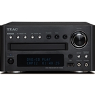 Teac DRH338i DVD Micro Component with USB/iPod interface