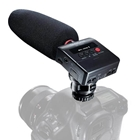 Tascam DR10SG Shotgun Microphone with built in Audio Recorder