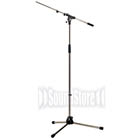 K&M 210/9 Tall Telescopic Boom Mic Stand