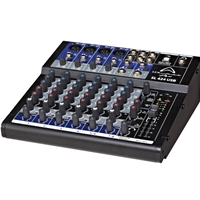 Wharfedale SL424USB mixer with USB, 4 mic input