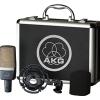 AKG C214 Large Diaphragm Studio Mic
