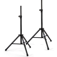 SAMSON TS50P - Pair of TS50 Speaker Stands with bag
