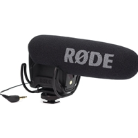 Rode VideoMic PRO Lyre $379 VMP Directional Condenser Video Camera & DSLR Mic With Rycote Suspension