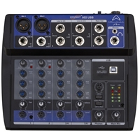 Wharfedale Connect 802USB Compact Mixer with USB