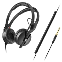 Sennheiser HD25 Plus DJ Headphones - Authorised  Sennheiser  Dealer - HD25-I, HD25-1-II, HD25-C-II