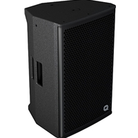 "Quest QM450A 12"" + 1"" horn active [bi-amped] 450w, Birch ply cabinet"