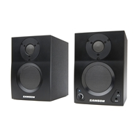 "SAMSON MEDIAONE BT3 Bluetooth 3"" Powered Monitors (Pair)"