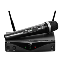 AKG WMS420 Vocal Handheld Wireless Kit With D5 Dynamic mic