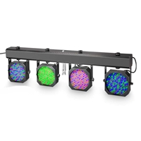 Cameo Multi PAR 1 Compact 432 x 10 mm LED lighting system w/case