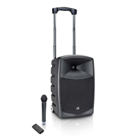 LD Systems Roadbuddy 10 Battery Powered Portable PA system