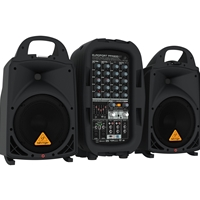 Behringer PPA500BT 6ch 500w Portable PA system w/Bluetooth