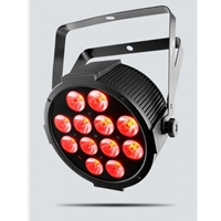 CHAUVET DJ  SlimPAR QUV12 USB quad-color (RGBA) LED wash light