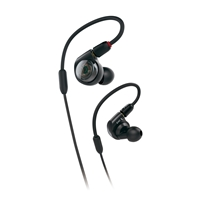 Audio Technica ATH-E40 In-Ear Monitor Headphones